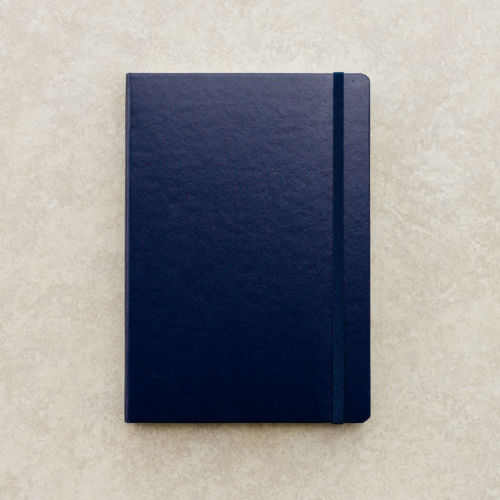 Navy Personalized Journal