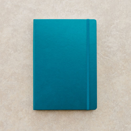 Teal Personalized Journal