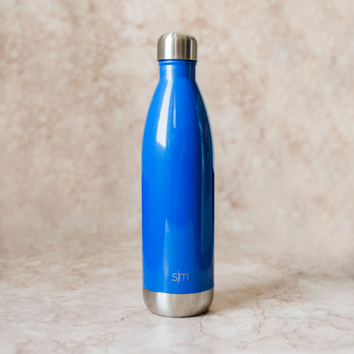 Wave Water Bottle - Pacific